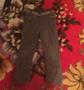 Детские штаны и джинсы
