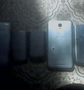 Крышки батареи и вилка для телефона