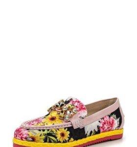Новая итальянская обувь