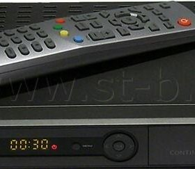 ContinentCSD01/IR Телевизон спутниковый ресивер
