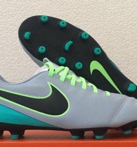 Футбольные бутсы Nike Tiempo RIo III (FG)