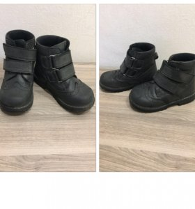 Демисезонные ботинки Woopy