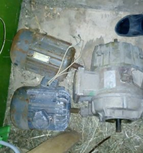 Продам 3 электродвигателя