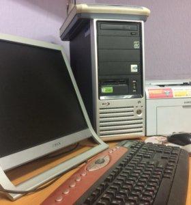 Компьютер, комплект