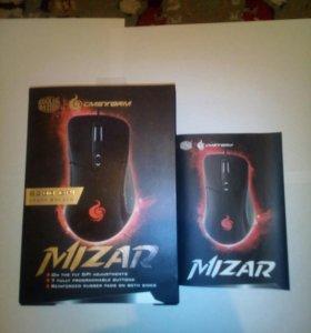лазерная геймерская мышь Cooler Master Mizar