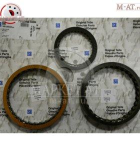 Комплект фрикционных дисков для АКПП zf