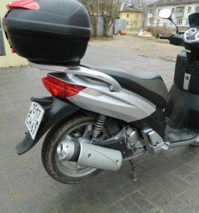 Скутер STELS OUTLANDER 150