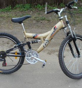 Велосипед Lexus DS Aura