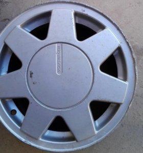 Диски на Volkswagen R 14