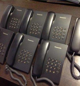 Проводные офисные телефоны (10шт)