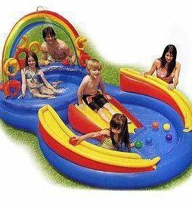 Игровой басейн