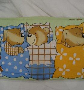 Бортики на кроватку для новорожденного
