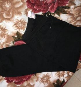 Тёплые спортивные штаны (с начесом)