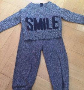Костюм детский штаны кофта  gap 80 86