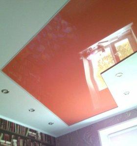 Потолки комбинированные