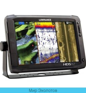 Lowrance НDS 12 GEN2 Touch ROW WIDE