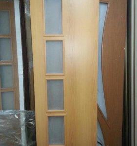 Межкомнатные двери (ламинат)