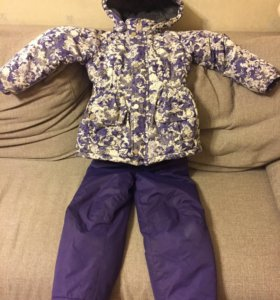 Зимний костюм Luhta для девочки