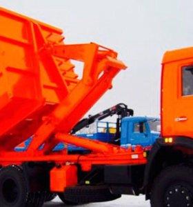 Вывоз строительного мусора наро-Фоминский район