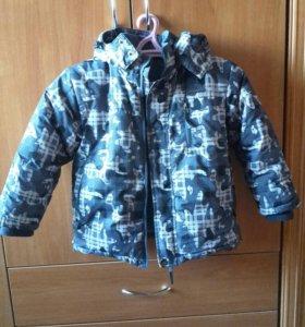 Куртка для мальчика (зимняя)