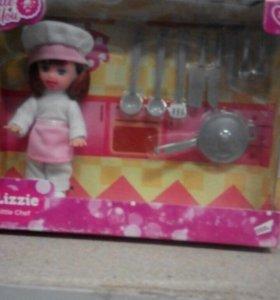 Куколка поварёнок маленькая