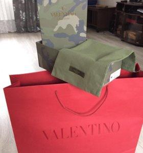 Пакет  gucci + пакет цум + Valentino + Jimmy Choo