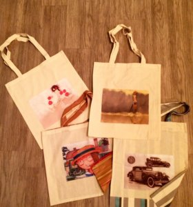 Тканевые сумки 👜