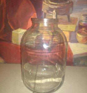 Баллоны 3х литровые