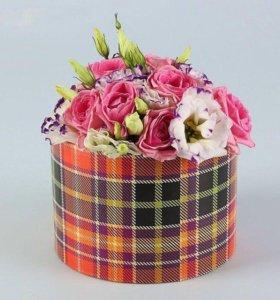 Коробочки для цветов