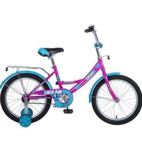 """Велосипед детский двухколесный Urban 18"""""""