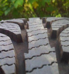 Зимняя шиповка с дисками комплект
