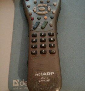 Пульт к телевизору sharp aquos lc 20t1ru ga074wjsa