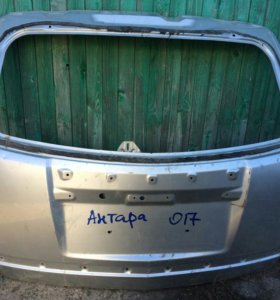Крышка багажника опель антара\opel antara