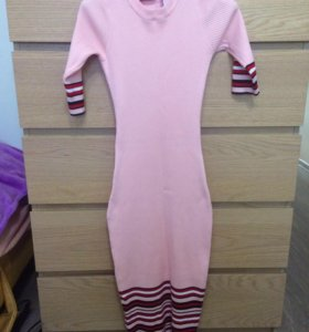 Платье-чулок вязаное р-р 42-44-46