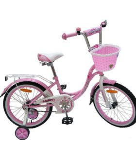 """Двухколесный велосипед детский Lady 18"""""""