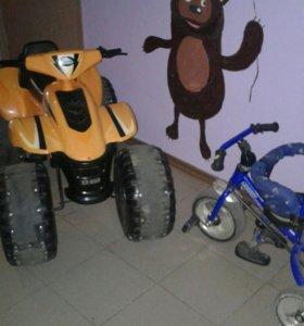 Детский квадрацикл