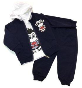 Спортивный костюм кофта штаны