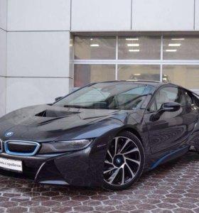 BMW i8, 2015 год