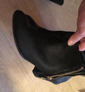 Сапожки ботинки полусапожки