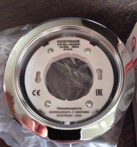 Светильник GX53 Корпус Хром