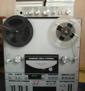 Магнитофон приставка ОЛИМП 004.