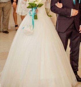 Свадебное платье Микаэлла (Россия)
