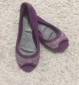 Обувь. Балетки