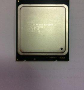 Процессор E5-2680 Intel 8-core Xeon 2.70GHz-20Mb/8