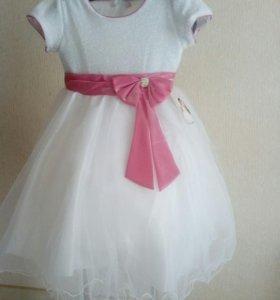 Платье для девочки. НОВОЕ !!!