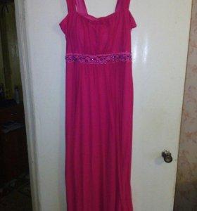 Платье новое, с этикеткой