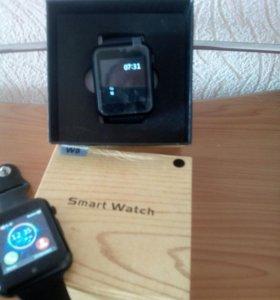 Smart часы W8