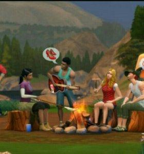 The Sims4 симулятор жизни