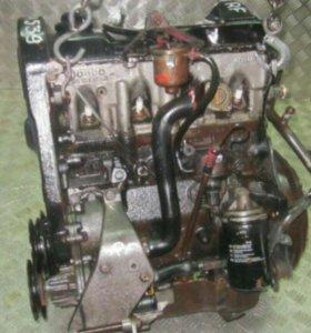 Двигатель 1.6 VW Golf Passat Jetta