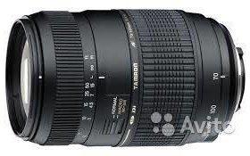 Продам объектив Модель tamron AF 70-300 mm F/4-5.6